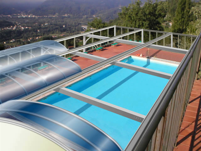 Exceptionnel Swimming Pool Enclosures Uk