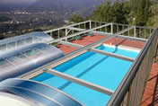 swimming pool enclosures uk
