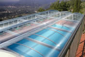 pool enclosures uk